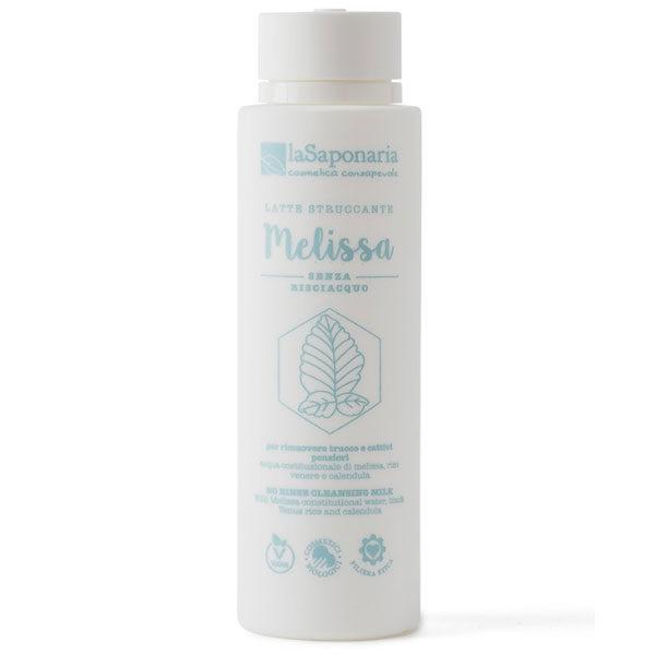 latte-struccante-melissa-150ml-la saponaria