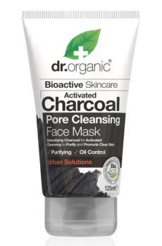 dr. organic-maschera-viso-purificante-al-carbone-attivo-bio-125ml