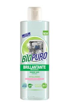 BioPuro Brillantante per Lavastoviglie